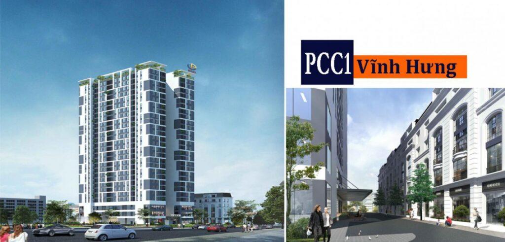 Chung cư PCC1 Vĩnh Hưng