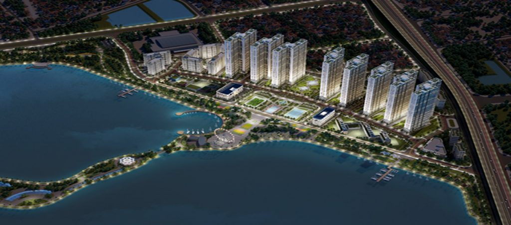 Eurowindow Lake City Yên Sở