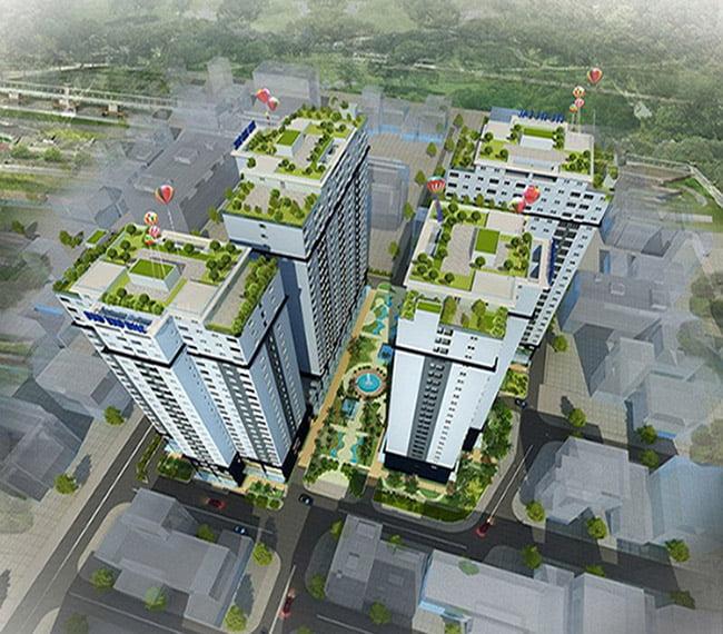 Khu nhà ở xã hội Chung cư Bảo Ngọc City